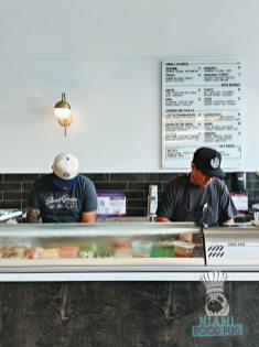 St Roch Market - Itamae - Sushi Bar