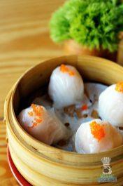 Tanuki - Brunch - Shrimp Har Gow Dim Sum