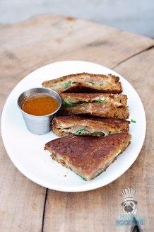 The Wilder - Tea Sandwich