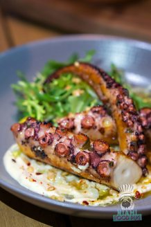 Boulud Sud - Octopus A La Plancha