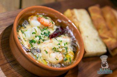 Boulud Sud - Shrimp Al Ajillo