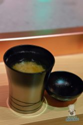 Azabu - Omakase - Miso Soup