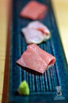 Azabu - Omakase - Toro Tasting