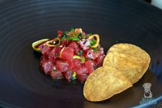 LT Steak and Seafood - Tuna Tartare
