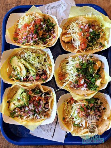 Oscar's Mexican Seafood - Tacos