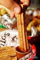 Pilo's Street Tacos - Churros Dunk