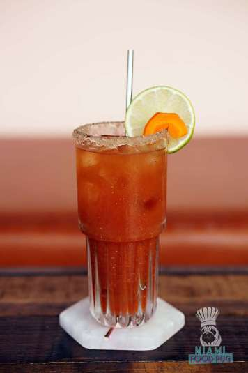 222 Taco - Brunch - Bloody Mary