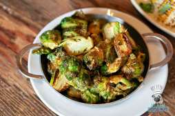 Swine - Roasted Brussels Sprouts