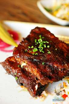 Swine - Smoked Duroc Ribs