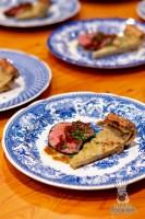 Estancia Culinaria x Heirloom Hospitality Group Farm to Farm Dinner - Eye Round Prime Rib