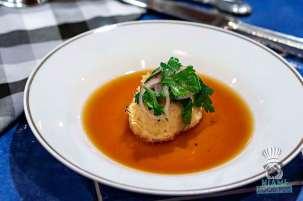 Estancia Culinaria x Heirloom Hospitality Group Farm to Farm Dinner - Yucca Brandade