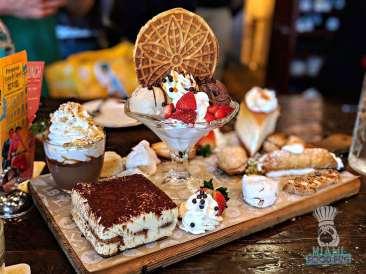 Louie Bossi's - Desserts