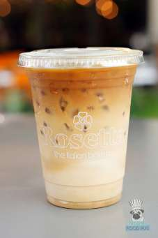 Rosetta Bakery - Iced Coffee