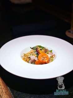 Seven Dials - Miami Spice - Vietnamese Ceviche