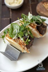 LT Steak and Seafood - Miami Spice - Wagyu Pastrami Reuben Bao Buns 2