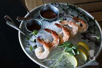Burlock Coast - Brunch - Shrimp Cocktail