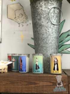 La Pollita - Candles