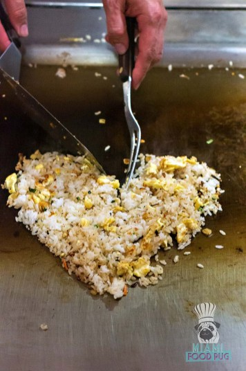 Benihana - Fried Rice Heart