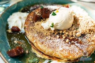 B Bistro + Bakery - Pastelito Pancakes