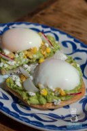 Tacology - Brunch - Avocado Toast Perfect Egg 2