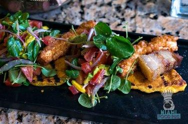 Cardon y El Tirano - Pork Belly Cachapa 2