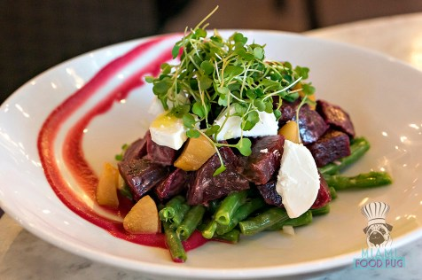 Dolce Italian - Roasted Beets and Goat Cheese