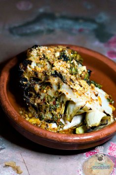 Sugarcane - Made In Dade - Grilled Cauliflower Bagna Cauda