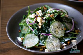 Boulud Sud - Miami Spice - Kale Fattoush