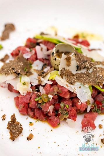 Cecconi's - Miami Spice - Beef Tartare