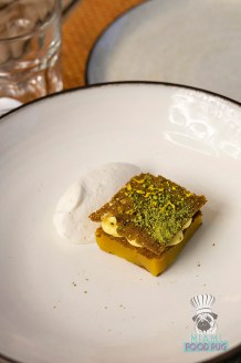 Obra Kitchen Table - Miami Spice - Catalina and Mango Sandwich