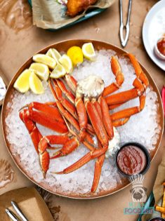 Nave - Seafood Shack - Crab Legs