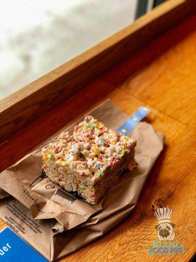 Flour Bakery and Cafe - Rainbow Cereal Bar