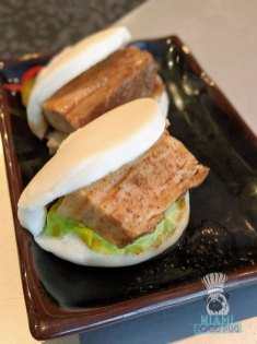 Myers and Chang - Pork Belly Buns