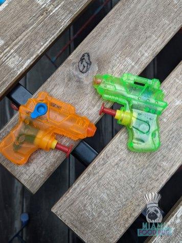 Shore Leave - Squirt Guns