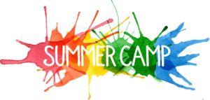 summer camp art work