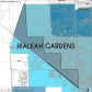 Miami-Dade Municipality: Hialeah Gardens, 2014. Source: Matthew Toro. 2014. [Note: Data used carry some minor geometric inaccuracies/errors. Not to be used for legal purposes.]