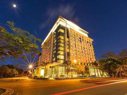 Miami Glasnik Novotel Hotel