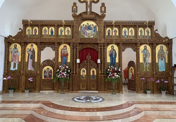 Sveti Simeon Serbian Ortodox Church Miami Glasnik 1