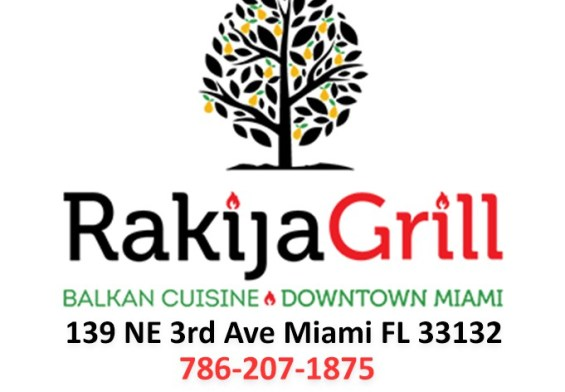 Rakija Grill Downtown Miami Glasnik