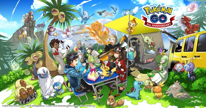 Generation 4 Pokemon on 'Pokemon Go' Will Have Some Major Changes - Miami  Morning Star