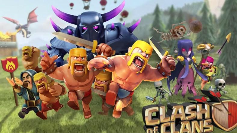 best clash of clans attacks