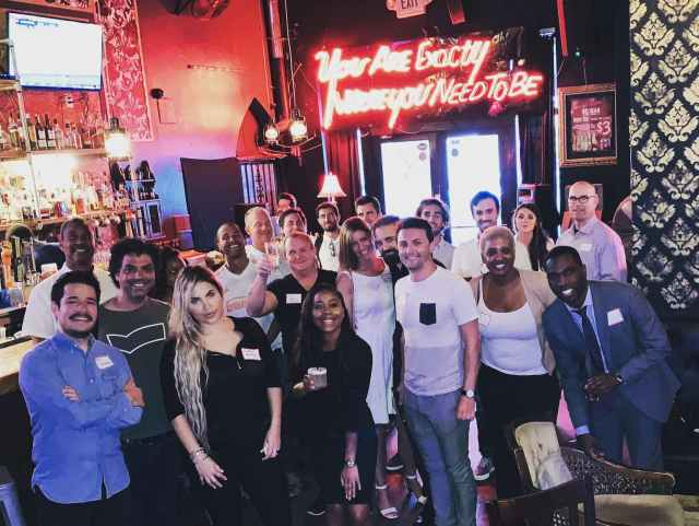 Brickell Happy Hour Network