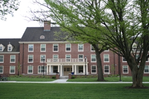 Picture of McBride Hall
