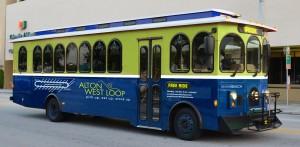 Alton West Trolley Sample Design