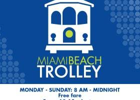 Free North Beach Trolley service