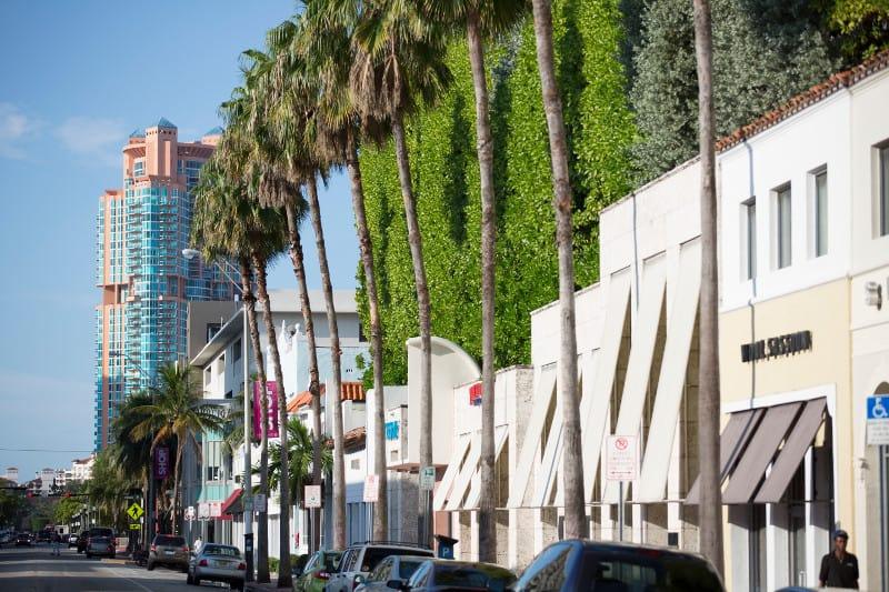 South Beach Shopping Miami On The Cheap