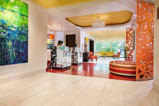 Hotel Urbano Lobby