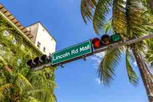 South Beach shopping