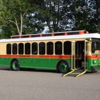 Coral Gables trolley