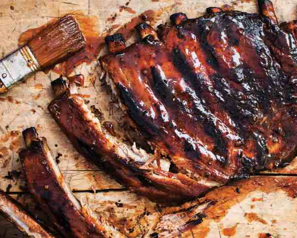 barbecue-ribs-on-grill-wallpaper-2